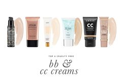 6 Cruelty Free BB & CC Creams You Should Try Today | Pretty Fluffy