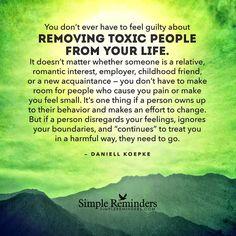 Reflexiones: removing .......