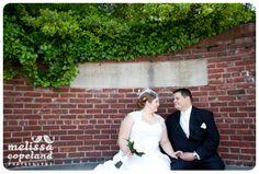 Wedding in New Harmony, Indiana