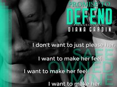 Promise To Defend by Diana Gardin <3