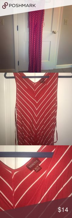 Merona Maxi Dress EUC XS Merona maxi dress. Perfect for summer or those warm weather places! This dress is too long for me without heels so I'm selling it! Make an offer Merona Dresses Maxi