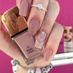 What manicure for what kind of nails? - My Nails Stylish Nails, Trendy Nails, Mauve Nails, Pink Nails, Cute Acrylic Nails, Nail Decorations, Perfect Nails, Halloween Nails, Toe Nails