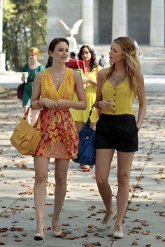 Gorgeous girls at Columbia