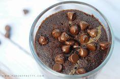 Best mug cake recipe I've tried ever. Wish I didn't find it!!! :)  Double chocolate peanut butter mug cake