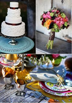 Fall Wedding. Follow us @SIGNATUREBRIDE on Twitter and on FACEBOOK @ SIGNATURE BRIDE MAGAZINE