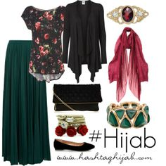"""""""Hashtag Hijab Outfit #24"""" by hashtaghijab on Polyvore"""