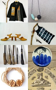 Sunday Afternoon by Magpie House on Etsy--Pinned with TreasuryPin.com