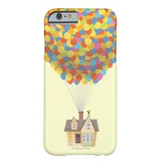 Balloon House from the Disney Pixar UP Movie iPhone 6 Case at #zazzle, http://www.zazzle.com/balloon_house_from_the_disney_pixar_up_movie_case-256632086810004551?rf=238090244331062886