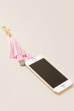 Phone Charger Keychain