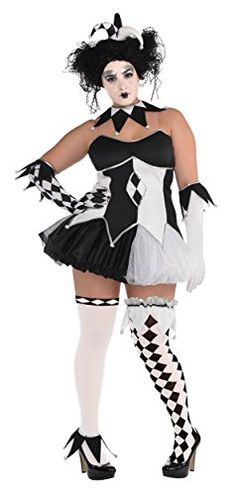 Fashion Bug Women Plus Size: Plus Size Costumes: Tricksterina Plus Size Adult Costume - Plus Size www.fashionbug.us #PlusSize #FashionBug #Costumes