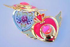 Sailor Moon Super S, Sailor Moons, Sailor Moon Locket, Sailor Moon Toys, Sailor Moon Villains, Sailor Moon Costume, Sailor Moon Merchandise, Anime Merchandise, Compact Mirror