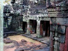 Banteai Kdei Temple #Angkor #SiemReap #Cambodia #Asia