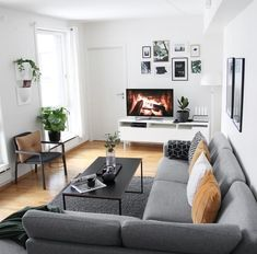 Fascinating Cool Ideas: Simple Minimalist Home Offices minimalist interior apartment scandinavian design.Minimalist Interior Dining Brick Walls minimalist home with kids beautiful. Modern Minimalist Living Room, Minimalist Home Decor, Minimalist Bedroom, Minimalist Interior, Modern Living, Home Living Room, Living Room Designs, Living Room Decor, Bedroom Decor