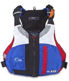 MTI Adventurewear Women's Mariner PFDiva Performance Sailing PFD Life Jacket #lifejacket #sailingjacket #lasersailing