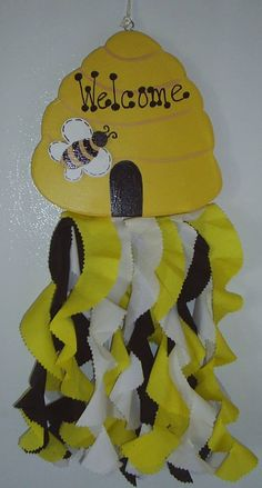 Bee Crafts For Kids, Preschool Crafts, Art For Kids, Bee Art, Bee Theme, Bee Happy, Spring Crafts, Decoration, Bees