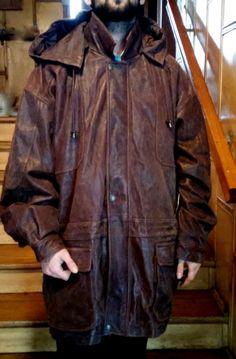 #tumbrl#instagram#avito#ebay#yandex#facebook #whatsapp#google#fashion#icq#skype#dailymail#avito.ru#nytimes #i_love_ny     Wilson Leather  men's jacket with a hood XXL #WilsonLeather #BasicJacket
