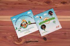 Immunize Georgia program brochures.