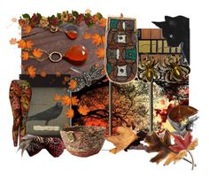 """""""FAll Warm Up."""" by whimzingers ❤ liked on Polyvore featuring art"""