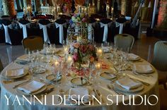 Bridal show birdcage with overflowing floral with glass candle holders and rose pedals. Drake Hotel, Bridal Show, Glass Candle Holders, Weddingideas, Chicago, Coral, Decorations, Weddings, Rose