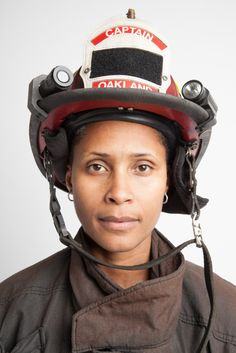 I dream of a future where female firefighters aren't news. Still, bravo to these women for their service. :)