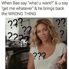 For when bae can't even read your mind: | 18 Pop Diva Memes That Hilariously Describe Your Life
