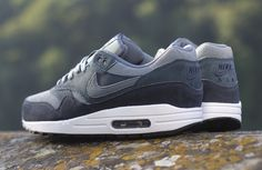 hot sales 54bf2 663fd Nike Air Max 1 Essential -Armory Slate (Release Date- Summer