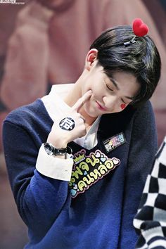 Cre: the owner/as logo Bae Jinyoung Produce 101, Nct, Guan Lin, Lee Daehwi, Ong Seongwoo, Kim Jaehwan, Ha Sungwoon, My Destiny, Aesthetic Boy