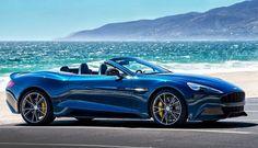 Beautiful Aston Martin Vanquish Volante