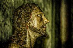 Cristo de Aleijadinho em Congonhas, Minas Gerais