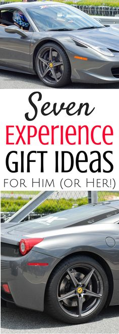 95 Best Experience Gifts Images