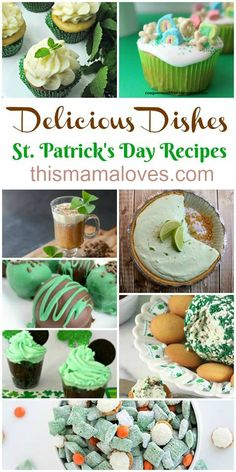 Delicious Dishes Recipe Party St Patricks Day Favorites | This Mama Loves.
