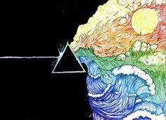 Art- Pink Floyd, Dark Side of the Moon