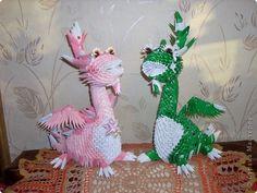 55 Best 1  3D Origami Animals images in 2018 | Origami Animals