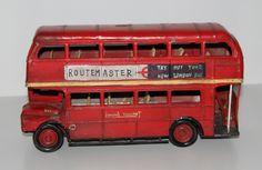 Old London BUS. Genuine. 30s