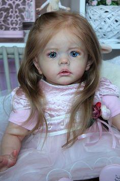 reborn baby doll Wilma by Karola Wegerich