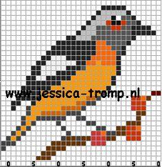 small designs borduurpatronen (59).png 259×266 pixel