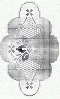 Crochet Tablecloth Pattern, Crochet Lace Edging, Crochet Doilies, Doily Patterns, Flower Patterns, Embroidery Patterns, Crochet Patterns, Filet Crochet Charts, Crochet Diagram