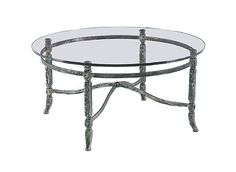 Marisol Round Cocktail Table  by Artistica Home Furnishings