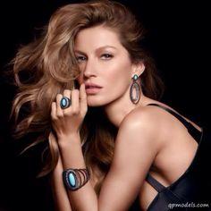 Gisele Bundchen for Vivara Jewelry 2014 Campaign - http://qpmodels.com/american-models/gisele-bundchen/7547-gisele-bundchen-for-vivara-jewelry-2014-campaign.html