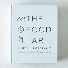 The food lab better home cooking through science cookbooks the food lab better home cooking through science signed copy featuring and polyvore forumfinder Choice Image