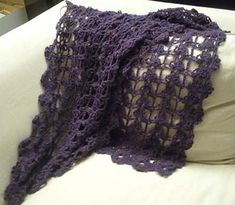 Ravelry: Sangria Shawl (Archived) pattern by Brenda Stratton