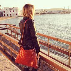 #Doca #bag #Mykonos #October #look #fashion #mood