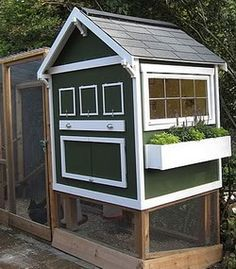 Chicken House for 15 Chickens | inside your chicken coop you will want to build some nesting boxes ...