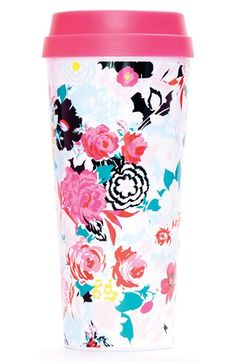BAN.DO 'Hot Stuff - Floribunda' Thermal Travel Mug available at #Nordstrom