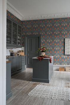 Home Interior Salas .Home Interior Salas Home Decor Kitchen, Kitchen Interior, Home Kitchens, Kitchen Hacks, Kitchen Sink, Kitchen Ideas, Cheap Bedroom Decor, Cheap Home Decor, Wallpaper Decor