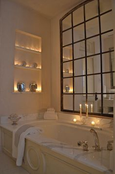 Candles and a bath can instantly transport you. Candles and a bath can instantly transport you. Dream House Interior, Dream Home Design, Home Interior Design, Mansion Interior, Ästhetisches Design, Bathroom Design Luxury, Dream Apartment, Aesthetic Rooms, Dream Rooms