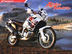 Honda Africa Twin #Honda