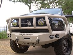 Def getting this for my truck in black !! Sick Road Armor Stealth Winch Bumper with Titan II Guard !! DONE AND DONE !!