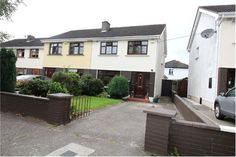 Semi-detached House - For Sale - Leixlip, Kildare - Semi Detached, Detached House, Lorraine, Business Travel, Property For Sale, Real Estate, Houses, Patio, Vacation