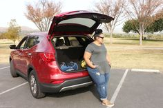 Soccer mom life + the Hyundai Santa Fe   Pearmama